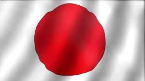 stock-footage-japan-detail-of-waving-flag