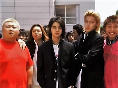 Jun in Gokusen 1 - ~ウタの中~  |Gokusen Jun
